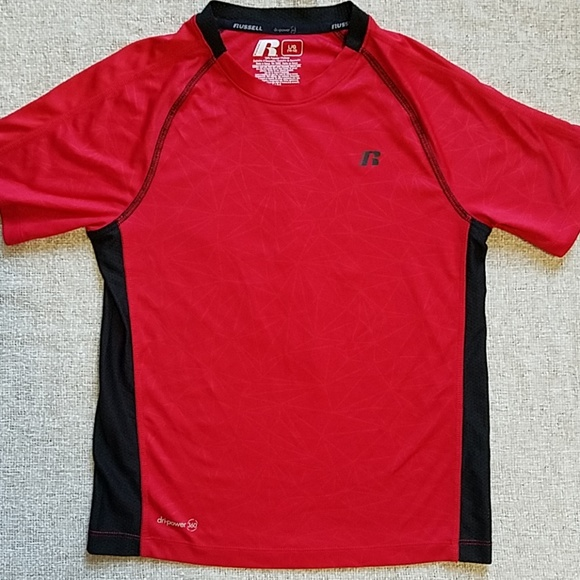 Russell Athletic Other - Russell Boys Red Shirt